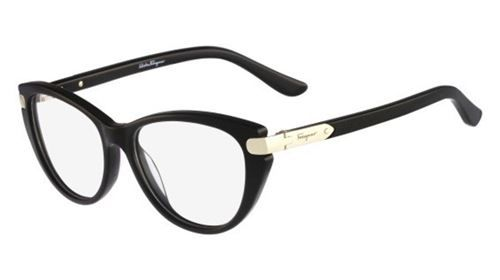 886895216944 Eyeglasses Salvatore Ferragamo SF 2720 001 BLACK