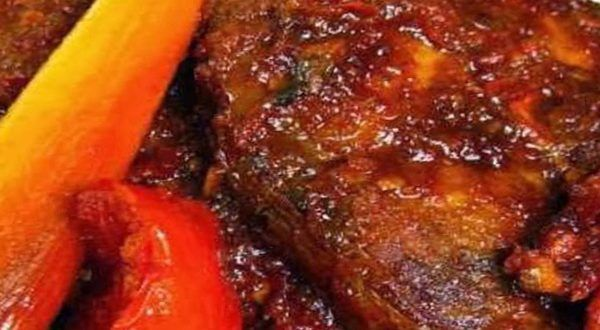 Resep masakan ayam bumbu bali asli enak