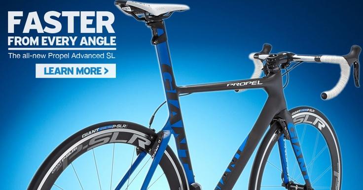 Showcase: Propel Advanced SL - Giant Bicycles   UK / Ireland
