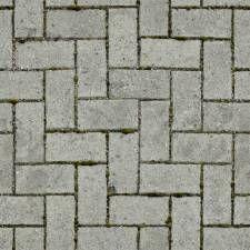 texture brick floor herringbone street