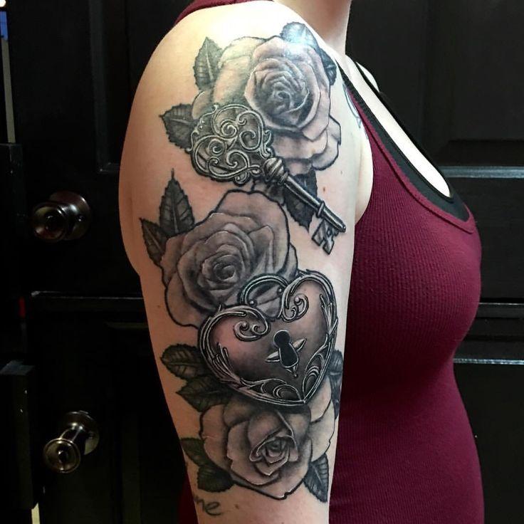25 Heart Locket Tattoo Designs Ideas: 25+ Best Ideas About Locket Tattoos On Pinterest