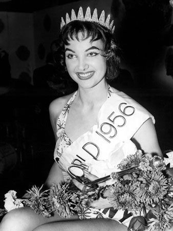 miss world 1956 - Google Search