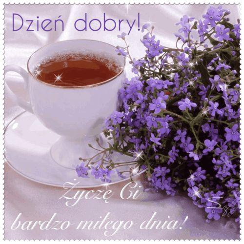 Życzę Ci bardzo miłego dnia!