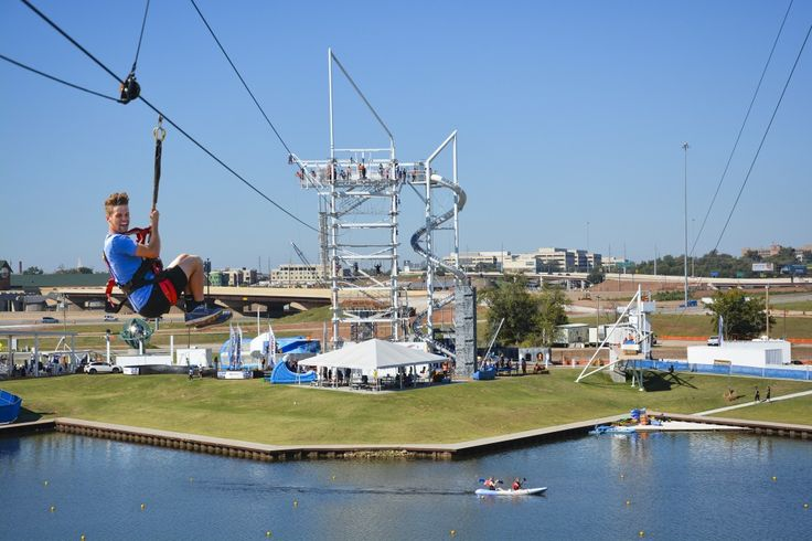 Getaways for Grownups: OKC's Boathouse District