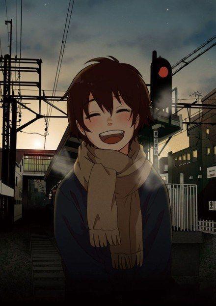 Brown hair, Anime and I like you on Pinterest