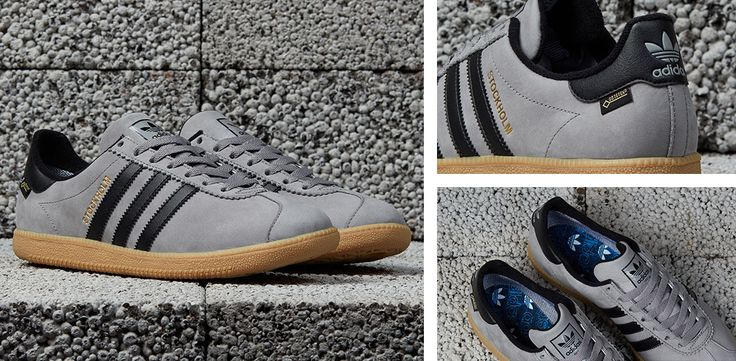 adidas Originals Stockholm GORE-TEX - Sneakersnstuff | sneakers & streetwear online since 1999