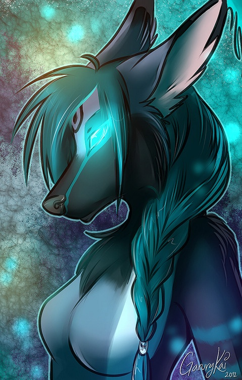 best anime wolf furries images on pinterest anime