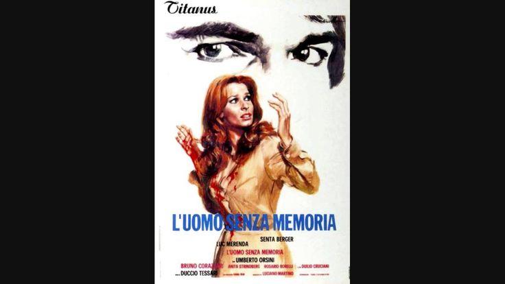 Gianni Ferrio (vocals by Rossella) - Labyrinthus - L'uomo senza memoria