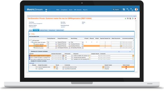 Supply Chain Risk Management Software Solutions - MetricStream