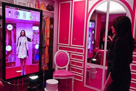Barbie's Augmented Reality Dream Closet Let's You Try On Her Most Famous Outfits