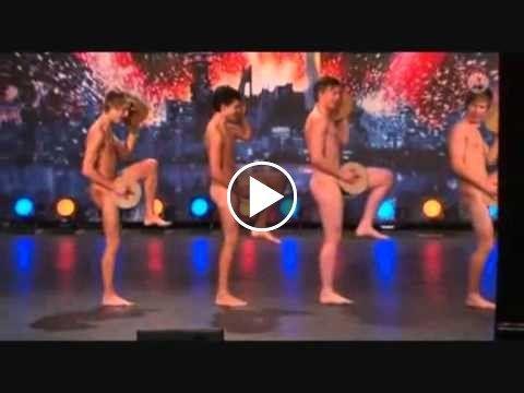 Sweden S Got Talent Naked 71