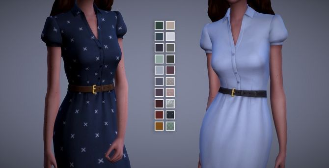 9557 best sims 4 custom content images on pinterest sims for Custom dress shirts charlotte nc