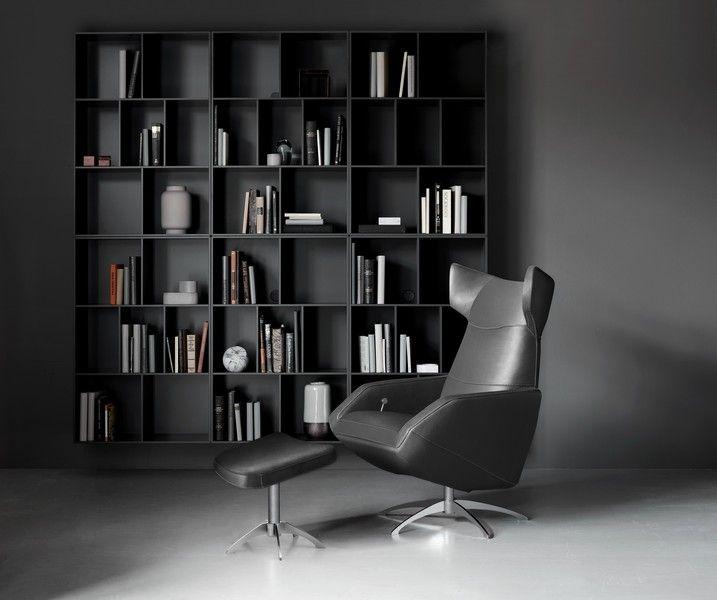 Harvard - black designer armchair Sydney