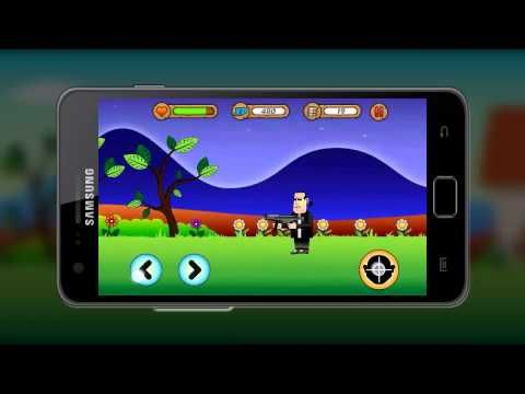 ▶ Zombies: Run or Kill - YouTube New cool promo video for this cool shooter game available for both iOS and Android platforms!  Check it out!