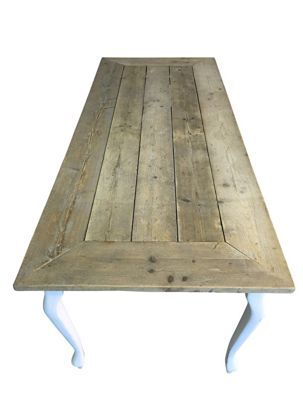 Tafel Maison Queen Anne steigerhout op voorraad alle maten (191020131342)
