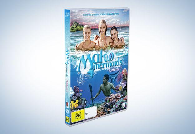 mako mermaids dvd