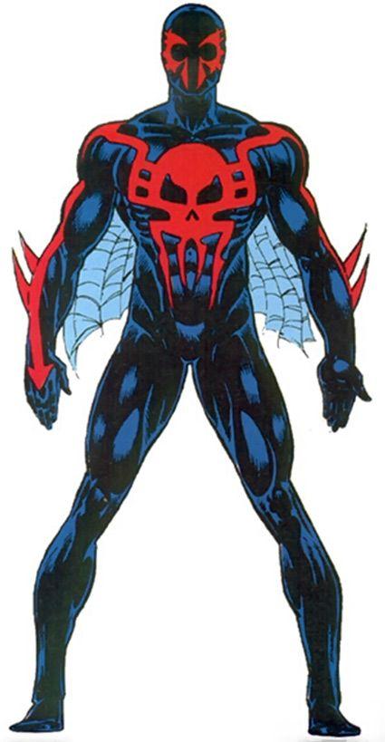 Spider-Man 2099 - Marvel Comics - Miguel O'Hara