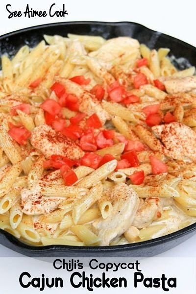 I would probably try with milk instead of cream. Cajun pasta