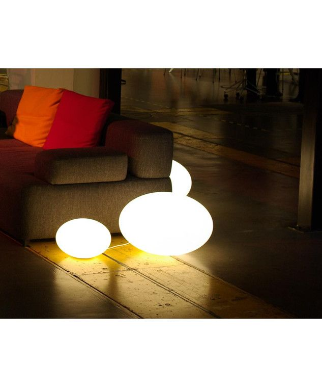 Eggy Pop In Bordlampe/Gulvlampe Liten Ø32 - CPH Lighting