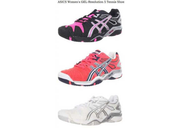 #ASICS Women's GEL-Resolution 5 Tennis Shoe