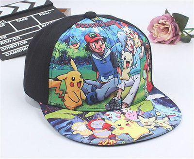 Pokemon Go Pikachu Adjustable Cap Kids //Price: $10.53 & FREE Shipping //