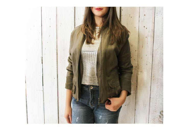 Fall-Winter 2017 LImited Leather Jacket  www.lasellerie.net
