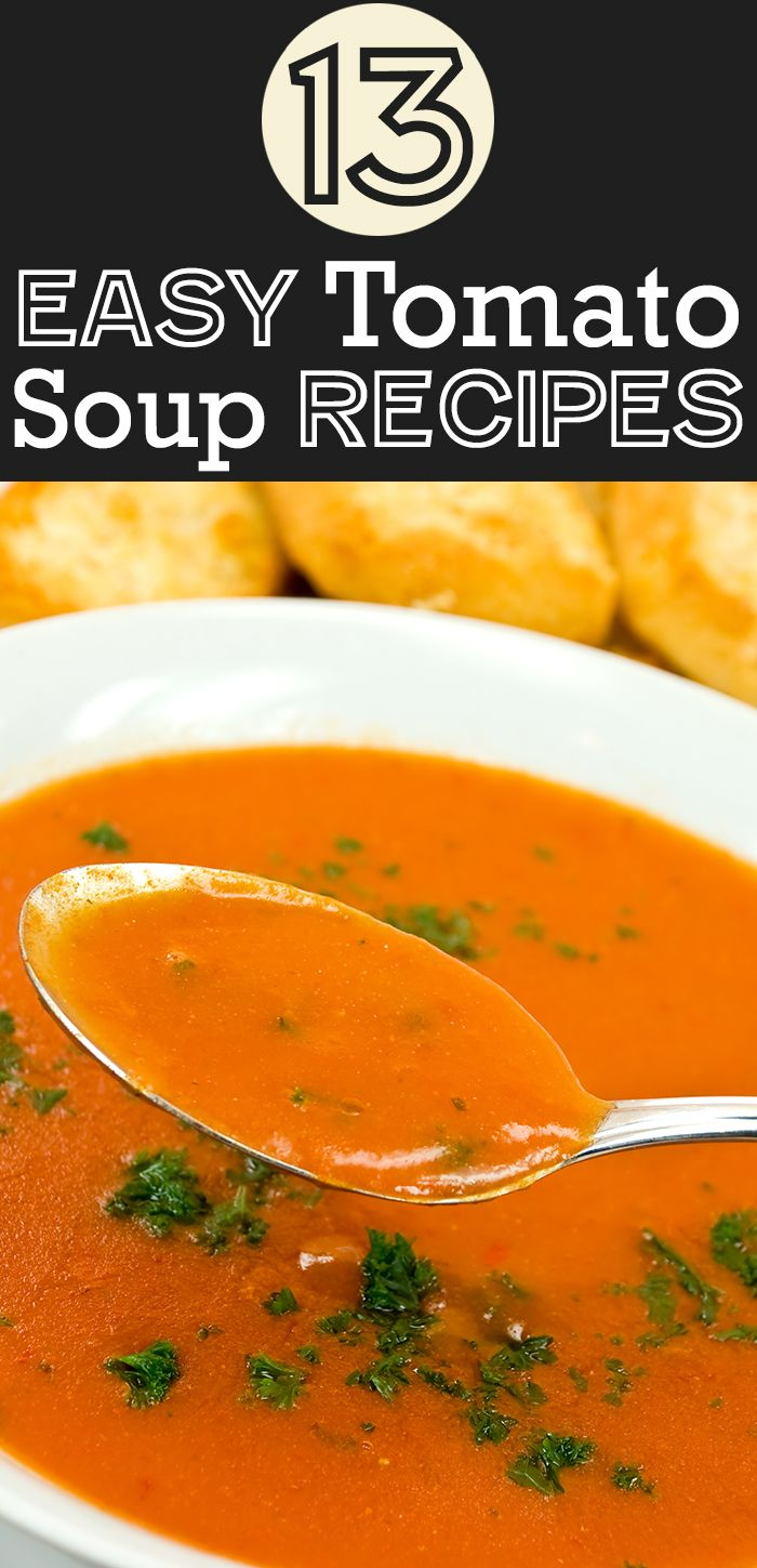 ... soups on Pinterest | Tomato soups, Vegetable soups and Carrot soup