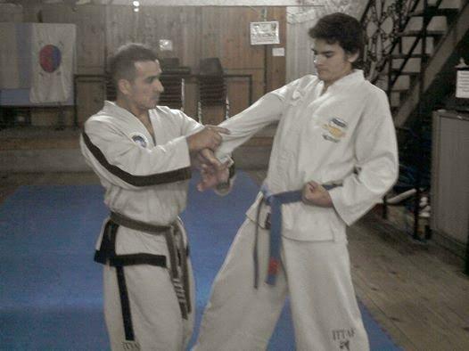 Taekwon-Do Tradicional ITTAF: 11 de mayo Curso de Defensa personal ATIA,Kaiki Do...