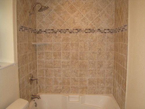 17 best images about shower ideas on pinterest gray Best way to tile around a bath