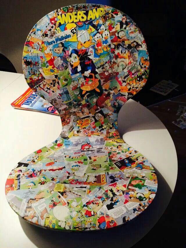 cartoon stol