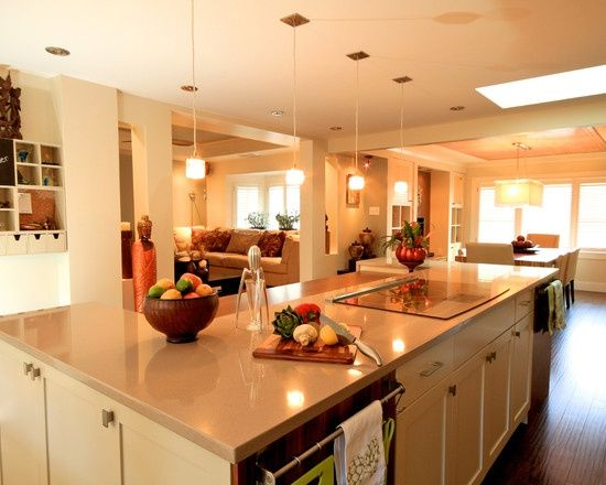 11 best ideas for the house images on pinterest kitchen for Low ceiling kitchen