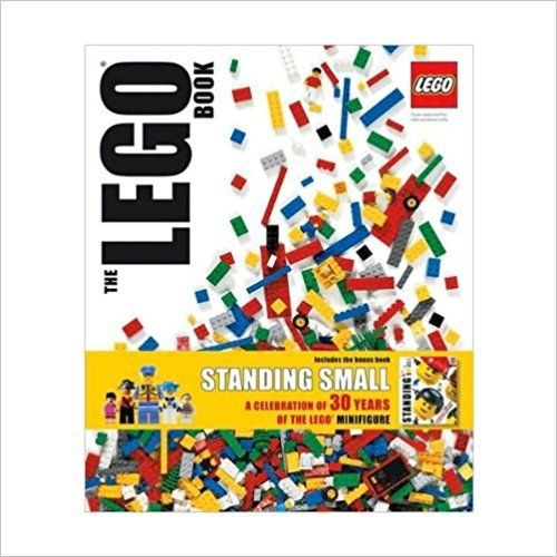 The LEGO Book and Standing Small (Slipcase): 9781405341691: Amazon.com: Books, $8.93 Hardcover
