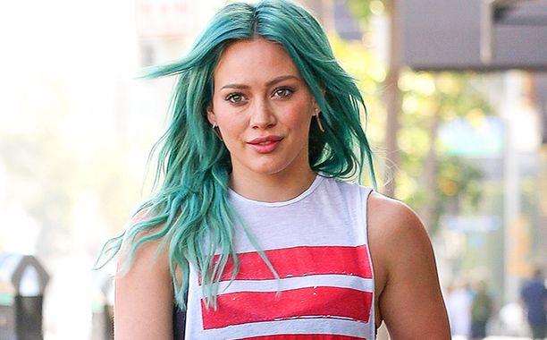 Hilary Duff previews new single 'Sparks,' gives details on latest album