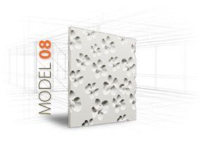 LOFT 3D seinäpaneeli, malli 08 www.dekotuote.fi