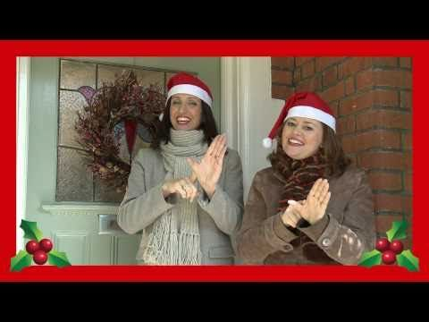 Singing Hands: We Wish You a Merry Christmas - with Makaton - YouTube