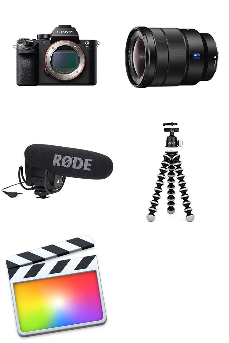 41 Best Camera Gear Images On Pinterest Cameras And Frame Sony Alpha A7rii Body Only Sel1635z Jake Paul Vlog For Vlogging Vlogger Equipment By Youtubers