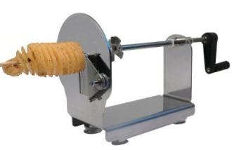 Tornado potato slicer! I've Always wanted this!!!!!!!