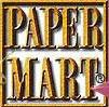 Paper Mart Packaging Store supplies bags, boxes, containers, ribbons, ties, cushioning, paper, fills, plastic, films, wrap, strapping, shipping material, tape, fabric