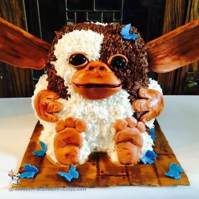 Gizmo Cake Pan