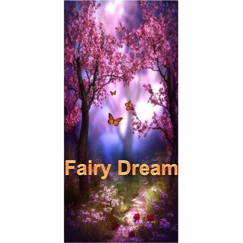 Fairy Dream Background
