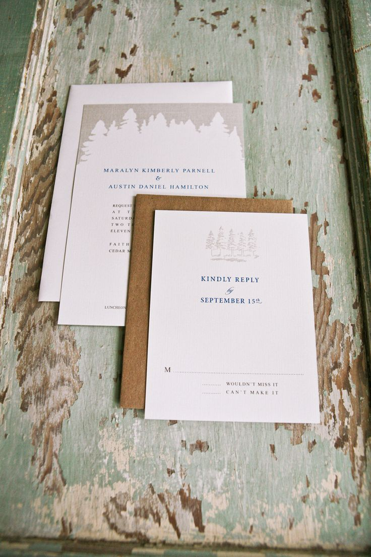 reply to wedding invitation m%0A Modern Wedding Invitations  Rustic Wedding Invitations  Reply Cards