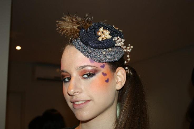 Técnica de Air Brush / Maquiagem: Chloé Gaya (Jacques Janine Augusta)