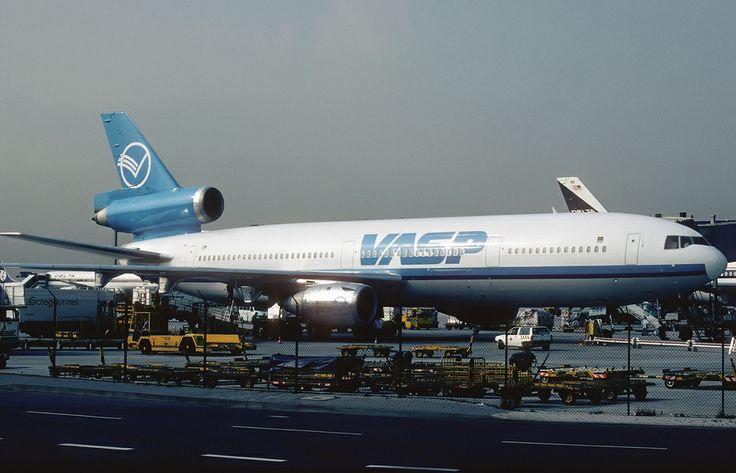 VASP DC-10 in FRA
