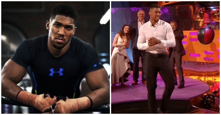 If you don't know who Anthony Joshua is, I don't know what to tell you. You've clearly been living under a rock so I'll help you out. In one of the biggest fights in recent history, the British boxer beat Ukrainian powerhouseWladimir Klitschko at Wembley in a fight that beat the British pay-per-view record previously …
