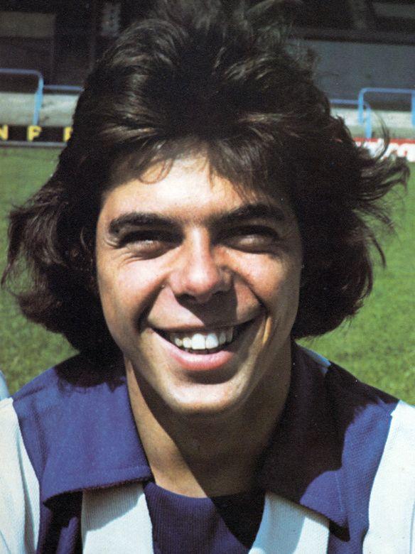 Peter Ward of Brighton & Hove Albion in 1978.