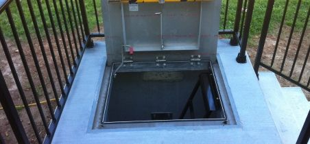 1000 ideas about storm shelters on pinterest above for Porch storm shelter