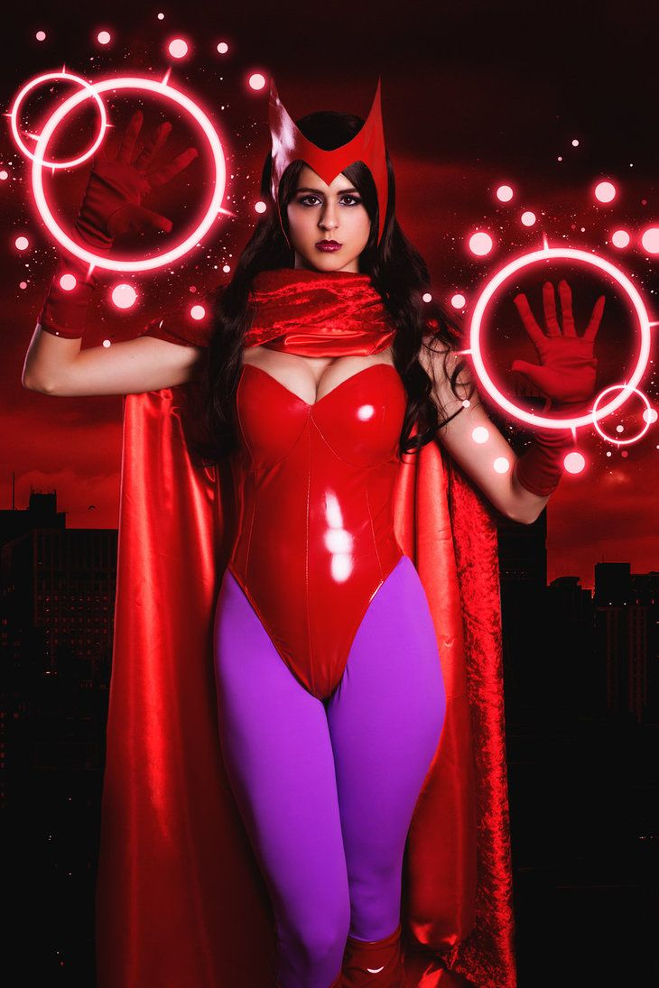 70 best Scarlet Witch Cosplay images on Pinterest