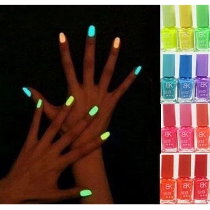 Luminous Dark light gel nails  gel nail polish vernis a ongle acrylic paint gelpolish esmaltes esmalte  M768