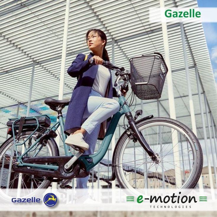 Die Freude am e-Bike Fahren steht bei der niederländischen Marke Gazelle auch in der Saison 2018 wieder im Fokus. Aus diesem Grund ist die neue Kollektion von City- und Trekking e-Bikes wie gewohnt überaus vielseitig und auf verschiedene Bedürfnisse und Geschmäcker ausgerichtet.  #gofurther #gazelle #emotioneBikeGruppe #adventure #city #trekking #Pedelec #ridelikeadutch #City #Tour #Trekking #Gogreen #emotion #gazelle