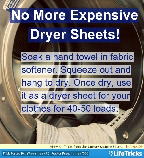 how to clean laundry dryer